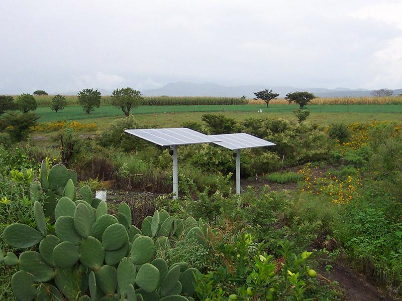 Sistema de bombeo fotovoltaico