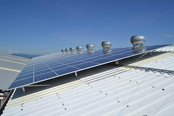 Sistema fotovoltaico Frutas Finas