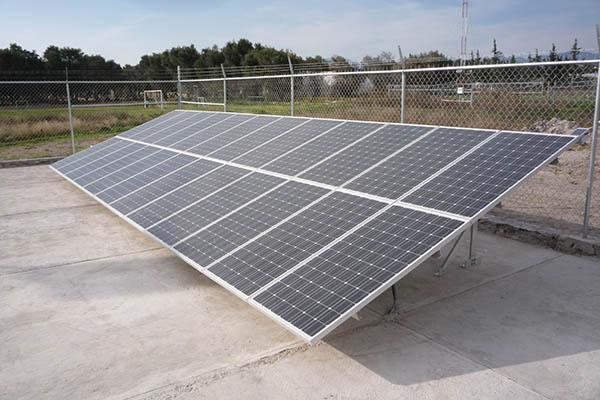 Bombeo solar Ixmiquilpan